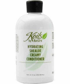 Koils by Nature-Hydrating Shealoe Creamy Conditioner 355ml | Black Beautique