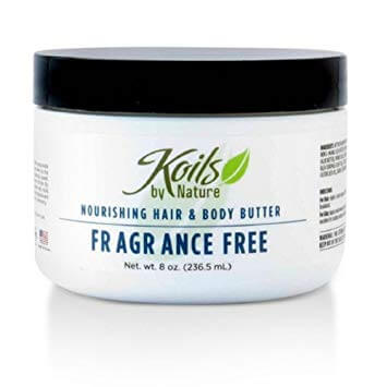 Koils by Nature - Nourishing Hair & Body Butter 237ml