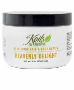 Koils by Nature - Nourishing Hair & Body Butter Heavenly Delight237ml |Black Beautique