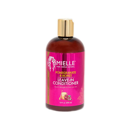 MIELLE - Pomegranate & Honey Leave-in Conditioner - Black Beautique