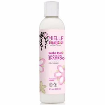 Mielle Organics - Tinys & Tots Sacha Inchi Cleansing Shampoo 240ml | Black Beautique