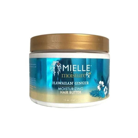 Mielle Organics Hawaiian Ginger Moisturizing Hair Butter 340g - Black Beautique
