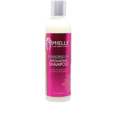 MIELLE - Mongongo Oil Exfoliating Shampoo 240ml - Black Beautique
