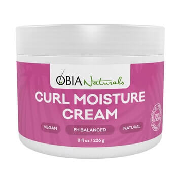 OBIA Naturals Curl Moisture Cream 226g - Black Beautique