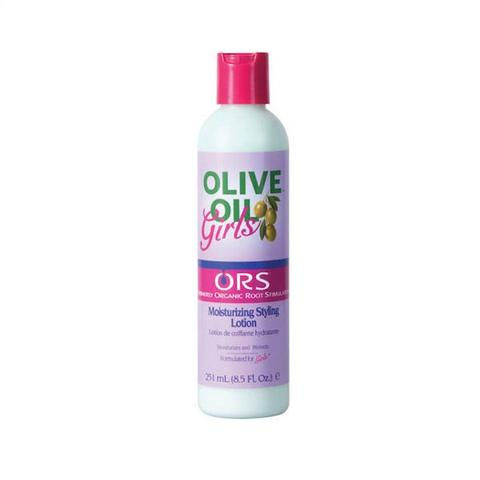 ORS - Olive Oil Girls Moisturizing Styling Lotion - 8.5oz