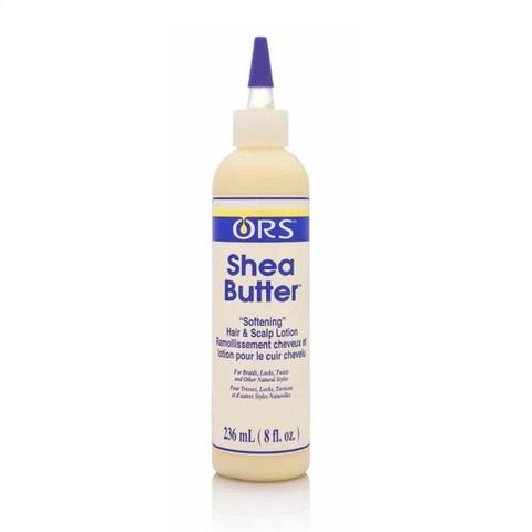 ORS - Shea Butter Softening Hair & Scalp Lotion - 8oz