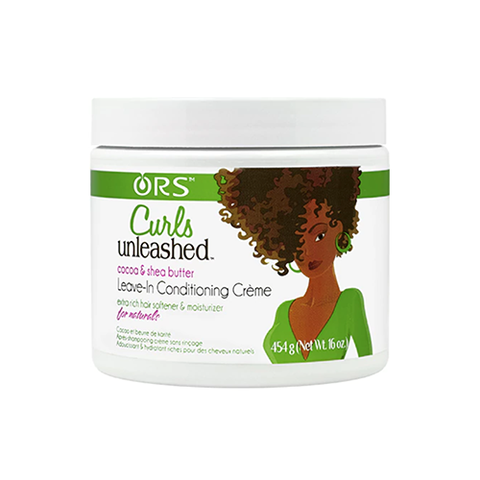 ORS - Curls Unleashed Leave-In Conditioning Creme - 16oz