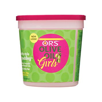 ORS Olive Oil Girls Hair Pudding 368g - Black Beautique