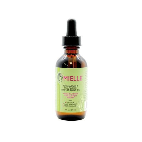 MIELLE - Rosemary Mint Scalp & Hair Strengthening Oil 59ml