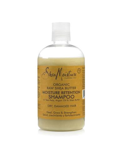 SheaMoisture Raw Shea Butter Moisture Retention Shampoo 379ml - Black Beautique