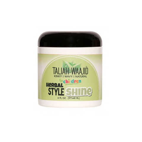 TALIAH WAAJID - Herbal Style & Shine 177ml |Black Beautique