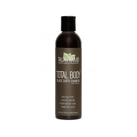 TALIAH WAAJID - Total Body Black Earth Shampoo 237ml | Black Beautique