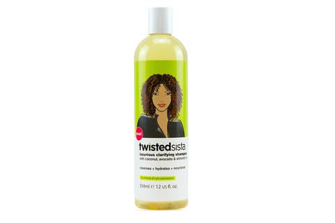 Twisted Sista - Luxurious Clarifying Shampoo 354ml