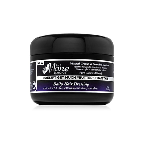 The Mane Choice Daily Hair Dressing 226g - Black Beautique