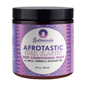 Soultanicals - Afrotastic Curl Elastic Deep Conditioning Treat 236ml- Black Beautique