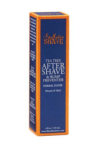 SheaMoisture Tea Tree After Shave & Bump Preventer 118ml