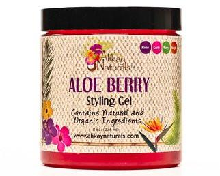 Alikay Naturals Aloe Berry Styling Gel 227g - BlackBeautique