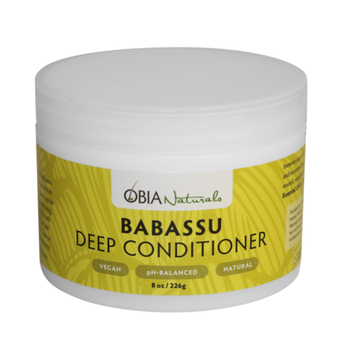 Obia Naturals - Babassu Deep Conditioner 226g | Black Beautique
