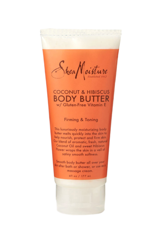 SheaMoisture - Coconut & Hibiscus Body Butter 177ml