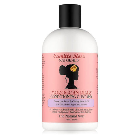 Camille Rose - Moroccan Pear Conditioning Custard -355ml - BlackBeautique