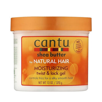 Cantu - Moisturizing Twist & Lock Gel 370g -Black Beautique