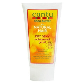 Cantu - Dry Deny Moisture Seal Gel Oil 142g - Black Beautique