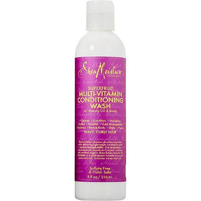 SheaMoisture - Superfruit Multi-Vitamin Conditioning Wash 236ml - Black Beautique