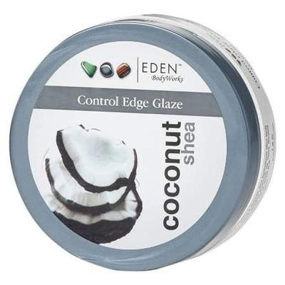 Eden BodyWorks Coconut Shea Control Edge Glaze 177ml - Black Beautique