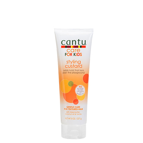 Cantu Care for Kids Styling Custard 227g - Black Beautique