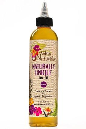 Alikay Naturals - Naturally Unique Loc Oil 237ml - BlackBeautique