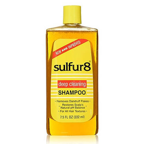 sulfur8 - Deep Cleaning Shampoo 222ml