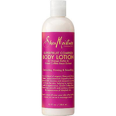 SheaMoisture - Superfruit Complex Body Lotion 384ml - Black Beautique