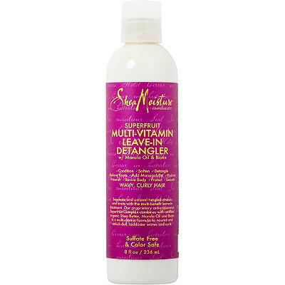 SheaMoisture - Superfruit Multi-Vitamin Leave-In Detangler 236ml - Black Beautique