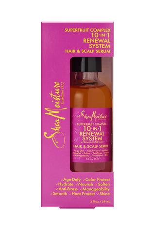 SheaMoisture Superfruit Complex 10-in-1 Renewal System Hair & Scalp Serum 2oz