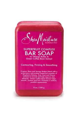 SheaMoisture - Superfruit Complex Soap 230g - Black Beautique