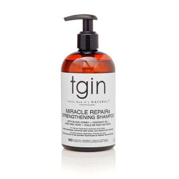 tgin Miracle RepaiRx Strengthening Shampoo 384ml - Black Beautique