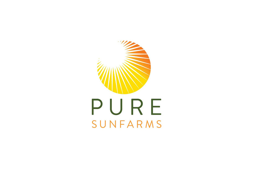 Pure SunFarms Hash Plant Flower