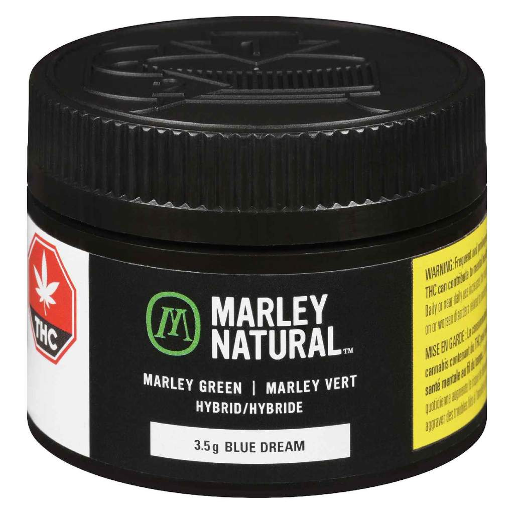 Marley Natural Marley Green Flower