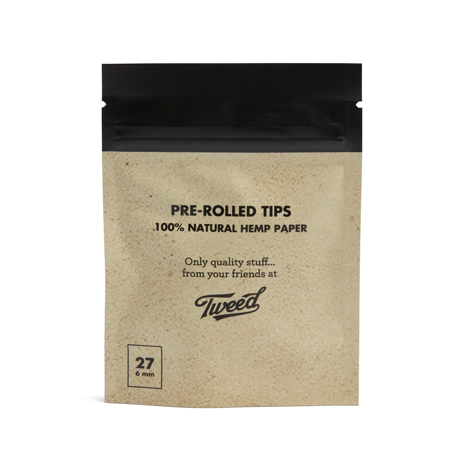 Tweed Pre Roll Tips 27's