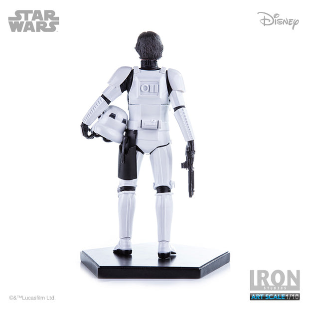 Han Solo Storm trooper - Star Wars