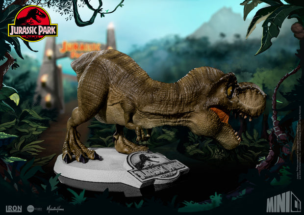 T-Rex Mini Co Jurassic Park