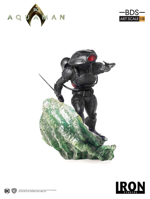 Black Manta - Aquaman movie