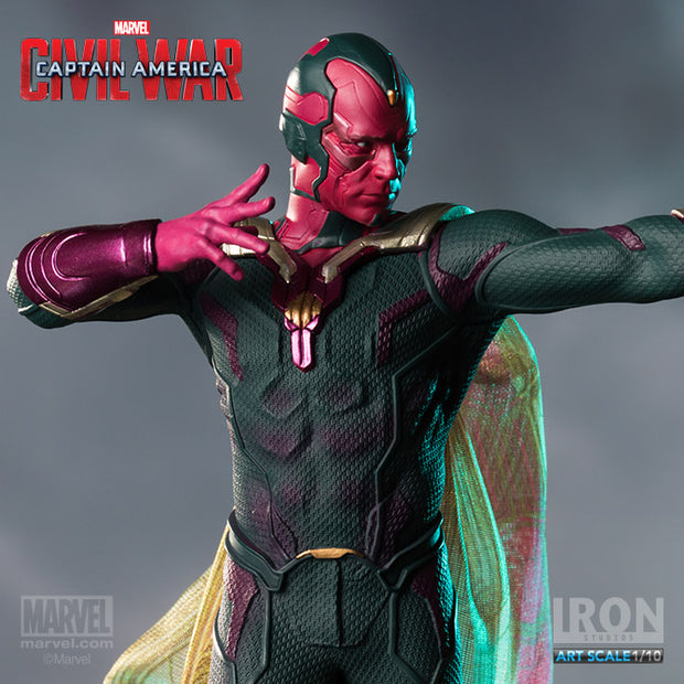 Vision - Civil War