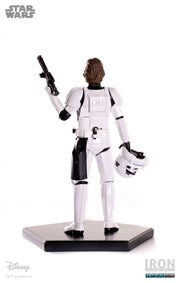 Luke Skywalker Storm trooper - Star Wars