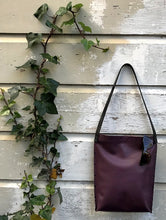 Load image into Gallery viewer, Plum Tote Bag