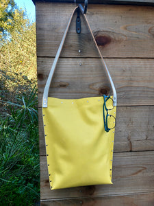 Yellow Urban Tote