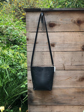 Load image into Gallery viewer, Black Urban Crossbody, Medium