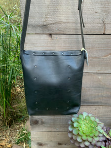 Black Urban Satchel
