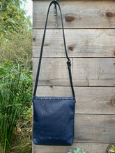 Load image into Gallery viewer, Deep Blue Urban Satchel