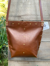 Load image into Gallery viewer, Deep Brown Urban Crossbody Medium
